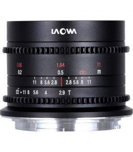 Venus Optics Laowa 9mm T2.9 Zero-D Cine Lens (RF Mount, Feet/Meters)