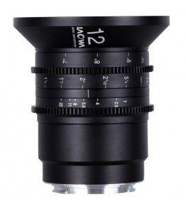 Laowa 12mm t / 2.9 Zero-D Ciné (Imperial) Lens RF Mount