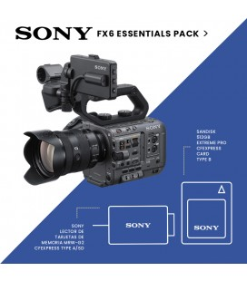 Sony FX6 Pack Essentials