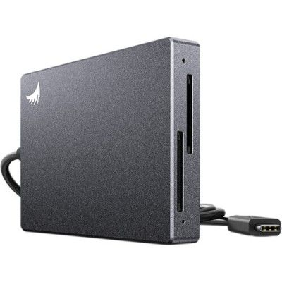 ANGELBIRD DUAL SD CARD READER