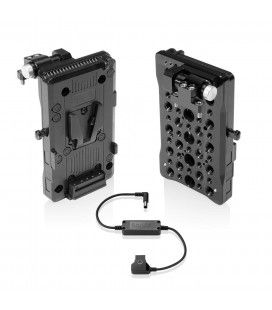 SONY FX6 V-MOUNT PIVOTING BATTERY PLATE