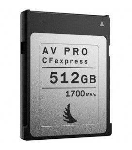 Angelbird 512GB AV Pro CFexpress 2.0 Type B Memory Card