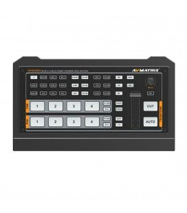 MICRO 4 CHANNEL HDMI LIVE STREAMING VIDEO SWITCHER