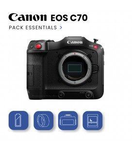 Pack Essentials Canon EOS C70