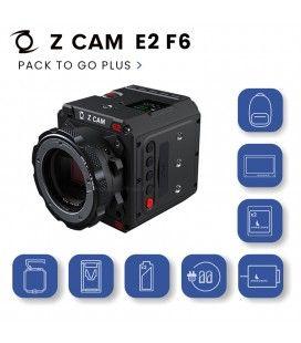Pack Go PLUS Z-Cam E2 F6