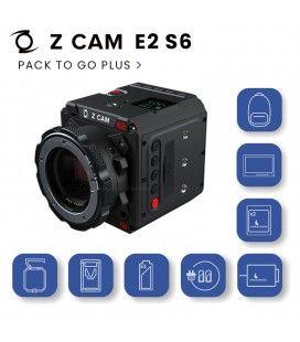 Z-Cam E2 S6 Pack To Go Plus