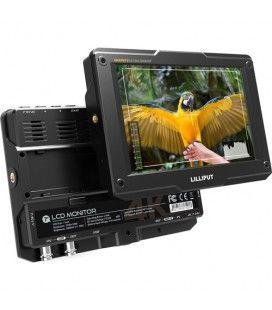 H7S _ 7 inch 1800nits ultra bright HDMI SDI on-camera monitor