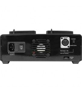 Core SWX Fleet Micro 3A Digital Dual Charger for V-Mount Batteries