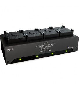Core SWX Four-Position Fast Simultaneous Charger for Freefly Movi Pro Battery