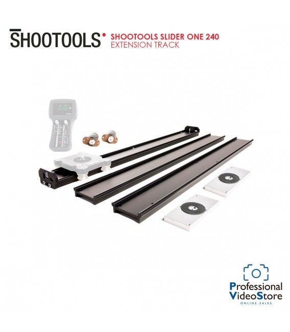 Shootools Slider One 240 Extension Track