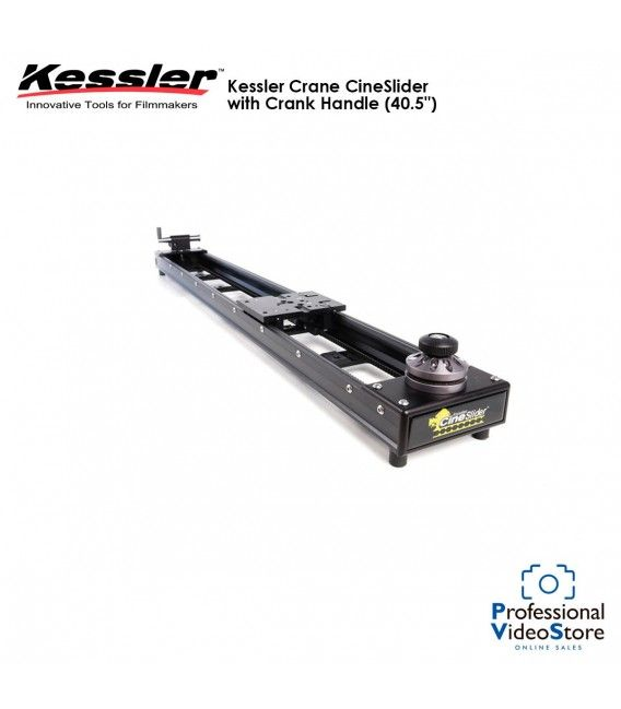 Kessler Crane CineSlider with Crank Handle (40.5)
