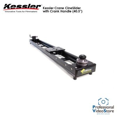 Kessler Crane CineSlider with Crank Handle (40.5)