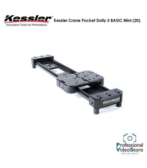 Kessler Crane Pocket Dolly 3 BASIC Mini (20)