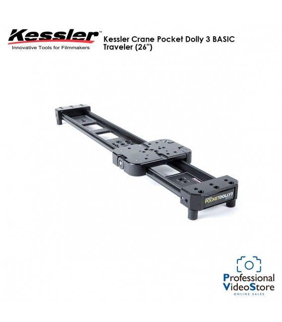 Kessler Crane Pocket Dolly 3 BASIC Traveler (26)