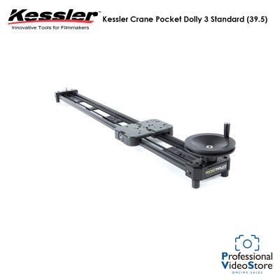 Kessler Crane Pocket Dolly 3 Standard (39.5)