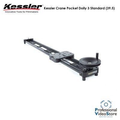 Kessler Crane Pocket Dolly 3 Standard (39.5)