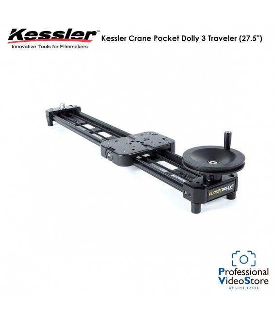 Kessler Crane Pocket Dolly 3 Traveler (27.5)