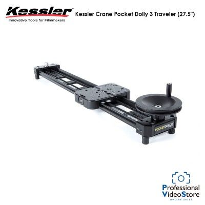 Kessler Crane Pocket Dolly 3 Traveler (27.5)