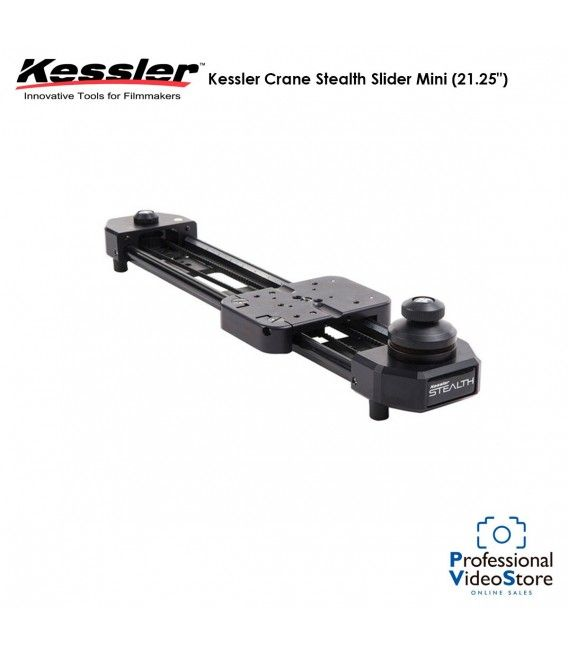 Kessler Crane Stealth Slider Mini (21.25)