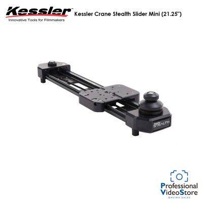 Kessler Crane Stealth Slider Mini (21.25)