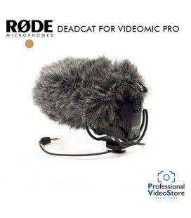 RODE DEADCAT VM PRO