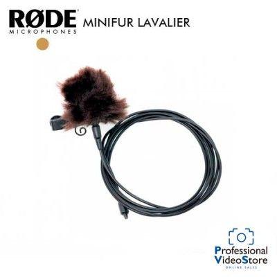 RODE MINIFUR LAVALIER