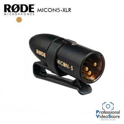 RODE MICON-5 XLR