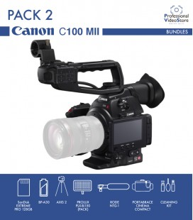 CANON EOS C100 MARK II - Professional Video Store