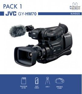 PACK 1 JVC GY-HM70