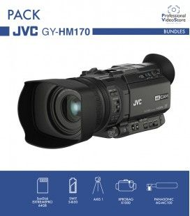 PACK JVC GY-HM170