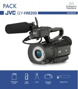 PACK JVC GY-HM200