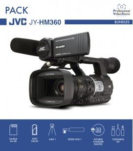 PACK JVC GY-HM360