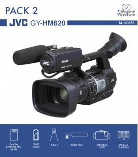 PACK 2 JVC GY-HM620