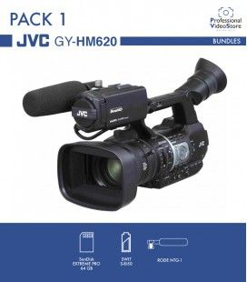PACK 1 JVC GY-HM620