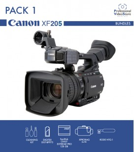PACK 1 CANON XF205 (Discontinued)
