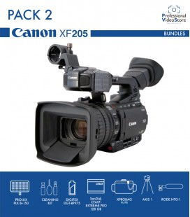 PACK 2 CANON XF205 (Discontinued)
