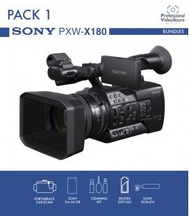 PACK 1 SONY PXW-X180 (Discontinued)