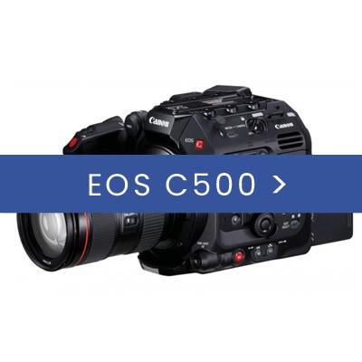 Canon C500 & Accessories