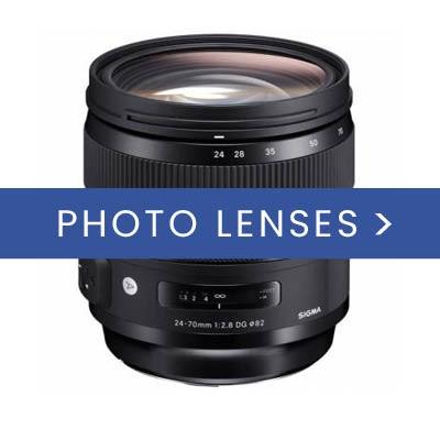 Photo Lenses Sigma