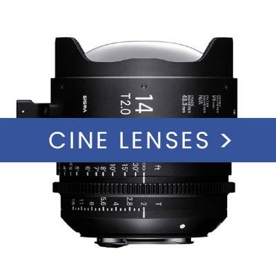 Cine Lenses Sigma
