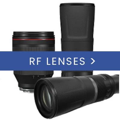 Canon - RF Lenses