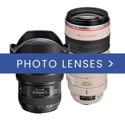 Canon - Photo Lenses