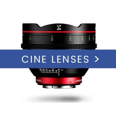 Canon - Cine Lenses