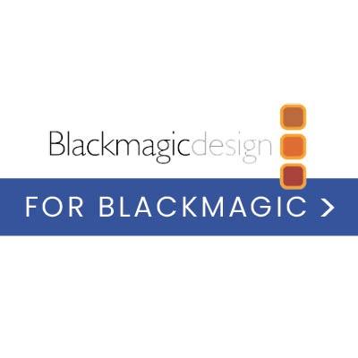 SmallRig for Blackmagic