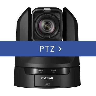 Canon - PTZ