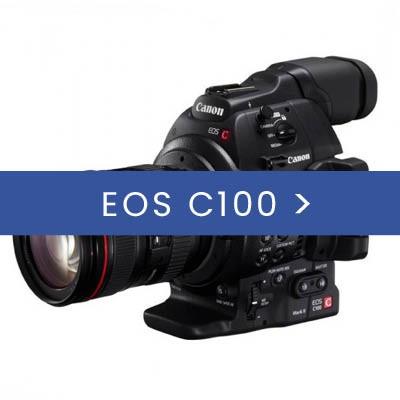 Canon C100 & Accessories