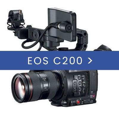 Canon C200 & Accessories