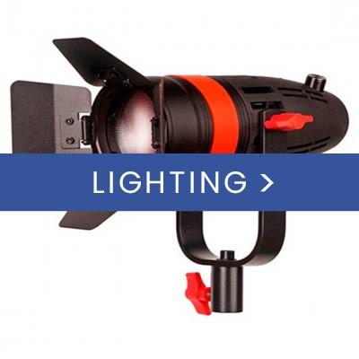 Lighting Came-TV