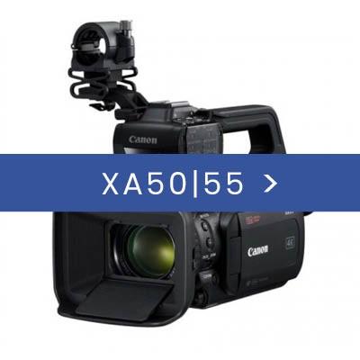 Canon XA50/55
