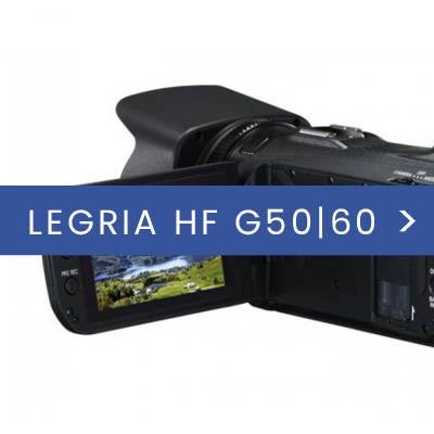 Canon LEGRIA HF G50/60